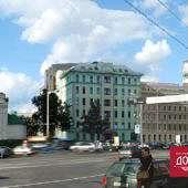 ЖК «Театральный Дом» — улица Поварская, дом 8