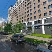 ЖК «Пять Звезд» — 2-я Фрунзенская улица, дом 12