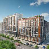Апартаменты TriBeCa Apartments