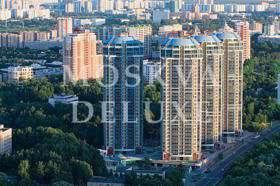 Квартира 140 кв.м. в ЖК «Кутузовская Ривьера» за 1,4 млн $