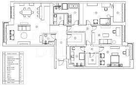 Квартира 223 кв.м. в ЖК «Филипповский 8» за 4,2 млн $