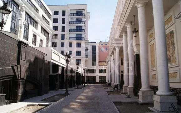 ЖК «Чистые Пруды» — Подсосенский переулок, дом 3
