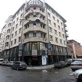 ЖК «Спутник» — 1-й Зачатьевский переулок, дом 4