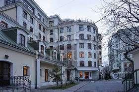 Квартира 157 кв.м. в ЖК «Большая Полянка 43/3» за 2,6 млн $