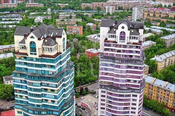 ЖК «Две башни» — улица Маршала Бирюзова, дом 32к1