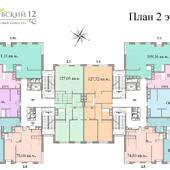 ЖК «Гороховский 12» — Гороховский переулок, дом 12