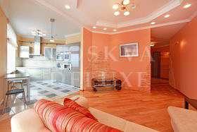 Квартира 145 кв.м в ЖК «Воробьевы Горы» за 65 млн рублей