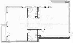 Квартира 147 кв.м. в ЖК «Андреевский» за 2,7 млн $