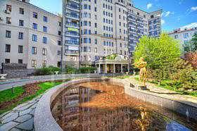 Квартира 182 кв.м. в ЖК «Венский Дом» за 2,34 млн $