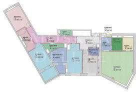 Квартира 188 кв.м. в ЖК «Смоленская застава» за 2,2 млн $