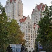 ЖК «Эльсинор» — улица Маршала Соколовского, дом 5