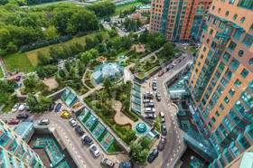 Квартира 138 кв.м. в ЖК «Золотые Ключи 2» за 108 млн рублей