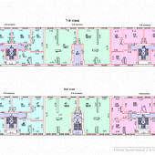 ЖК «Дом на Красина» — переулок Красина, дом 16с1