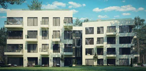 Современный жилой комплекс Level Barvikha Residence