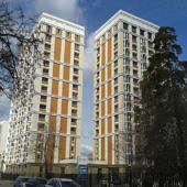ЖК «Дом на Щукинской» — улица Щукинская, дом 8