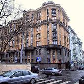 ЖК «Колымажный 10» — Колымажный переулок, дом 10