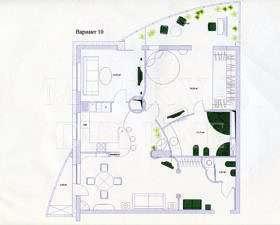Квартира 108 кв.м. в ЖК «Диамант» за 1,03 млн €