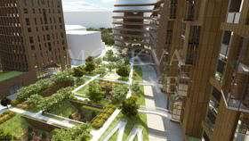 Квартира 137 кв.м. в ЖК «Садовые Кварталы» за 2,35 млн $
