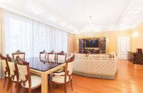 Квартира 250 кв.м. в ЖК «Фьюжн Парк» за 5,99 млн $