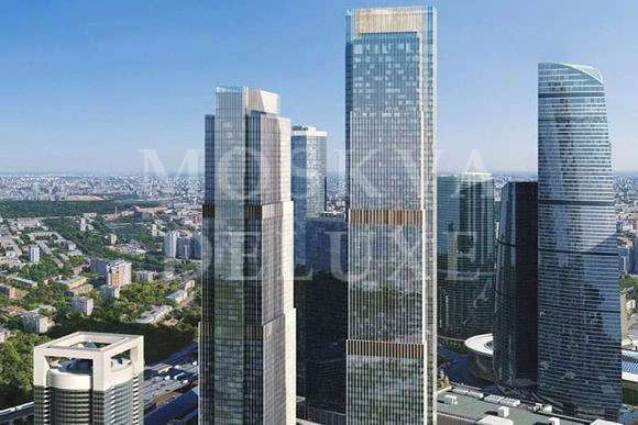 ЖК «Neva Towers» — 1-й Красногвардейский проезд, вл. 17-18