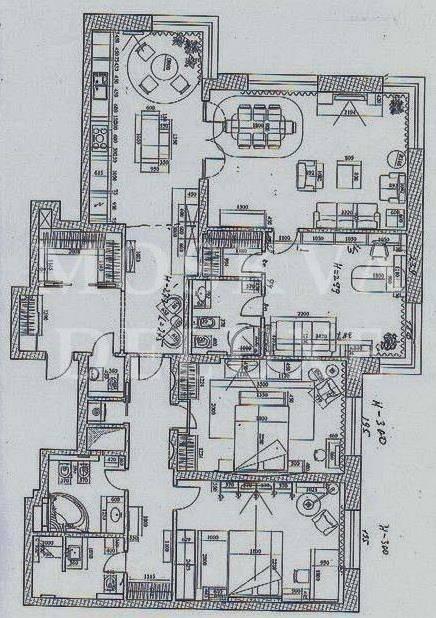 Планировка объекта