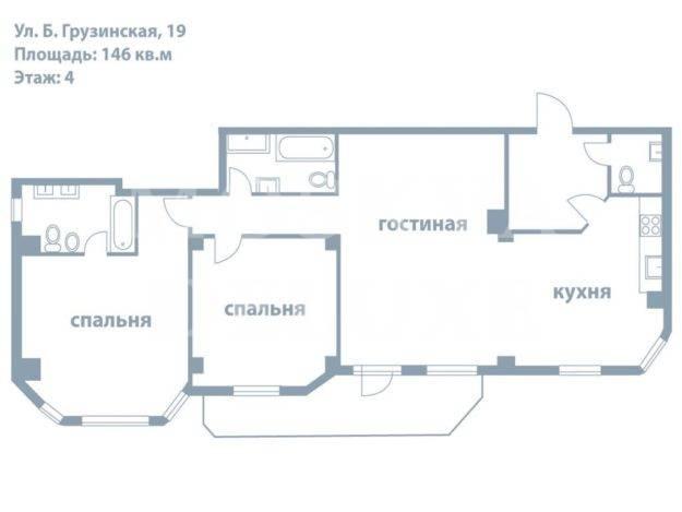 Планировка 51711