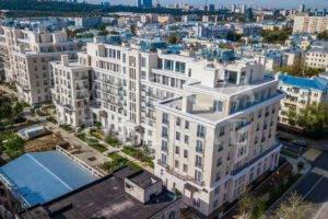 Пентхаусы и квартиры с террасами