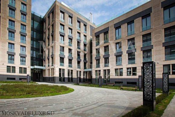 Элитный жилой комплекс Гранатный 6 - фотографии фасадов и прилегающей территории