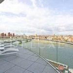 Лондонский пентхаус с видом на Темзу