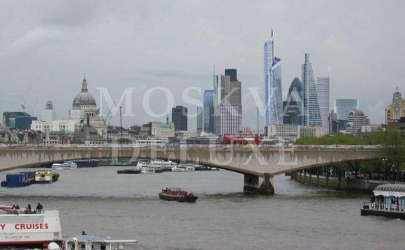 Лондонские небоскребы ломают стереотипы - фотографии новых небоскребов Лондона