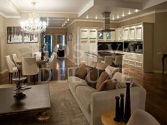 Формирование цены на элитное жилье - Клубный дом на Арбате