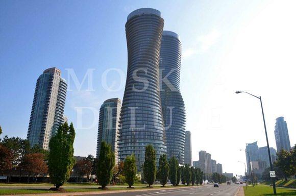The Absolute Towers - красивые небоскребы