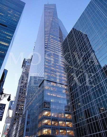"""Самые """"зеленые небоскребы"""" мира (Bank of America Tower)"""