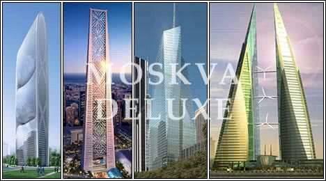 """Самые """"зеленые"""" небоскребы мира"""