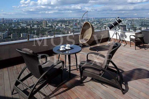Дизайн квартир в в ЖК  «Триумф-Палас»