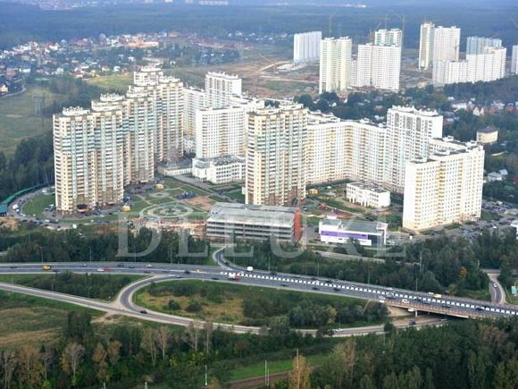 Крупнейшие застройщики новой Москвы, Департамент развития новых территорий