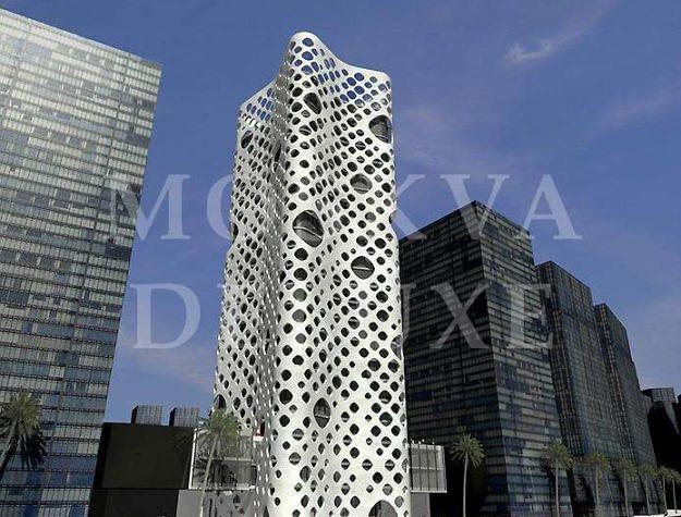 О-14 - самые красивые небоскребы по версии The Emporis Awards