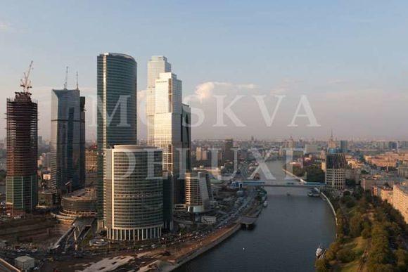 Небоскребы, высотные здания Москвы