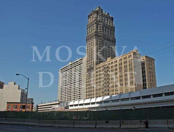 Book Tower, Детройт, США - 10 заброшенных небоскребов мира