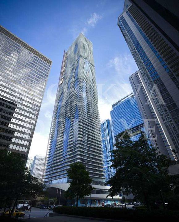 """Фотографии и видео """"Aqua (skyscraper)"""" - самые красивые небоскребы по версии The Emporis Awards"""