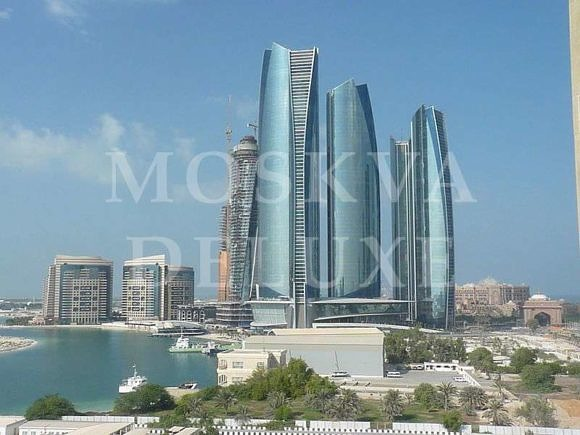 Etihad Towers - комплекс небоскребов в Абу-Даби
