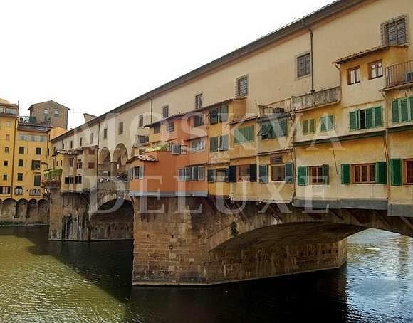 «Золотой мост» Понто Веккио - история «заселения» мостов