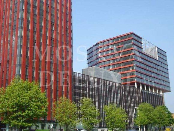 """небоскреб """"Красное Яблоко"""" - самые красивые небоскребы по версии The Emporis Awards"""