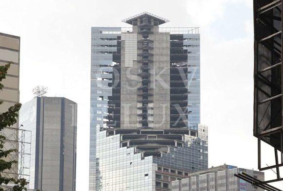 Небоскреб «Башня Давида» в Каракасе, Венесуэла - 10 заброшенных небоскребов мира