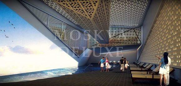 Гостиница «D Hotel» - Архитектура будущего MIPIM 2013