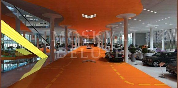 Центр автомобильной торговли «Autopia» - Архитектура будущего MIPIM 2013