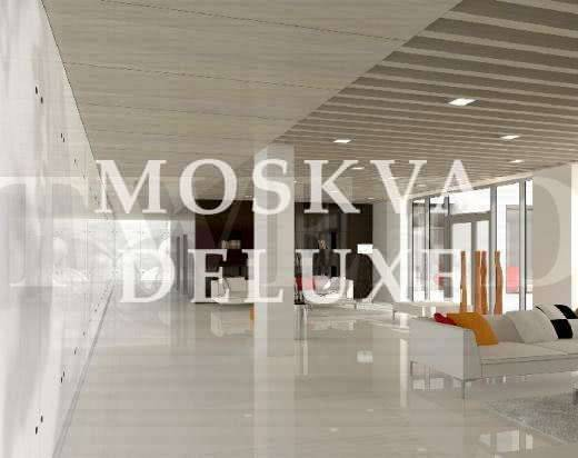 Самый дорогой пентхаус в Москве на Остоженке - 21 млн $