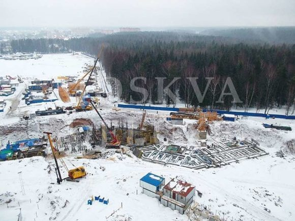 Квартиры в Красногорске — цены и прогнозы