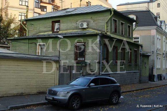 Квартиры в деревянных домах Москвы