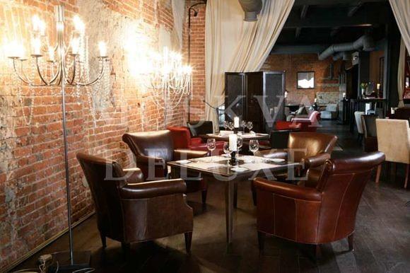Развитая социальная инфраструктура района Хамовники, рестораны в стиле лофт